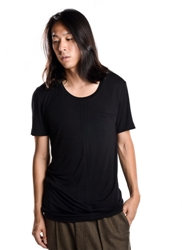 Buttoned Welt Pocket Tee Jj405 66.00 B Scott Llc Fusion Of Japanese And German Aesthetics Using Lines With Purpose