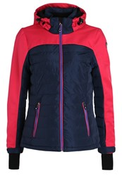 Killtec Patisa Ski Jacket Navy Dark Blue