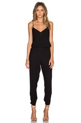 Twelfth St. By Cynthia Vincent Indian Jumpsuit Black