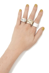 Nasty Gal Shape Out Ring Set