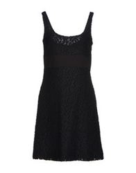 Gio' Guerreri Short Dresses Black