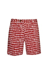 French Connection Cotton Shorts White