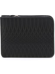 Paul Smith Embossed Coin Purse Black