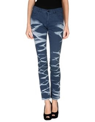 Maison Martin Margiela Mm6 By Maison Margiela Denim Pants Coral