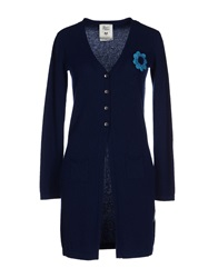 Roy Rogers Roy Roger's Cardigans Dark Blue