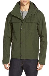 Men's Nau 'Urbane' Waterproof Hooded Jacket Hemlock