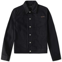 Nudie Jeans Sonny Denim Jacket Black
