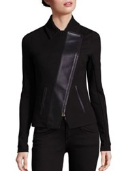Bailey 44 Jules Asymmetrical Zip Front Jacket