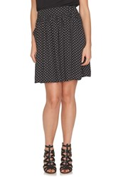 Women's Cece By Cynthia Steffe 'Disco Dots' Print Skirt