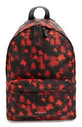 Givenchy Floral Backpack