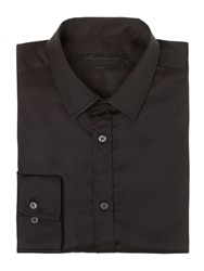 Kenneth Cole Flight Travel Shirt Black