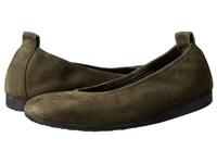 Arche Laius Taiga 1 Women's Slip On Shoes Olive