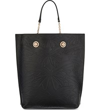 Sophia Webster Izzy Butterfly Leather Tote Black