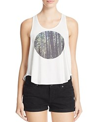 Michelle By Comune Circle Forest Tank Off White