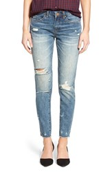 Blank Nyc Women's Blanknyc Distressed Crop Skinny Jeans