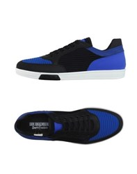 Dirk Bikkembergs Sport Couture Footwear Low Tops And Trainers Men Bright Blue