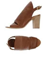 Le Stelle Footwear Sandals Women Tan