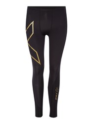 2Xu Mens Elite Mcs Compression Tight Black