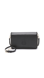 Tory Burch Marion Flat Wallet Cross Body Bag