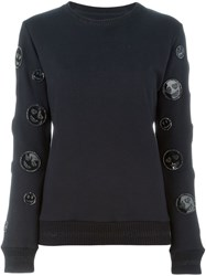 Philipp Plein 'Sports' Sweatshirt Black