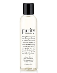 Philosophy Purity Cleansing Oil No Color