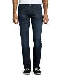 7 For All Mankind Slimmy Straight Leg Jeans Moonlight Cove