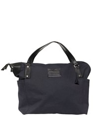 Dsquared Waxed Cotton Canvas Duffle Bag