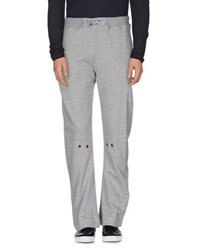 Versace Jeans Couture Trousers Casual Trousers Men Light Grey