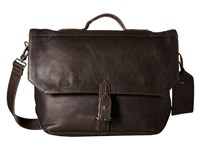 Cowboysbelt Eloy Anthracite Messenger Bags Pewter