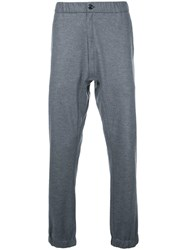 Attachment Gathered Ankle Trousers Grey