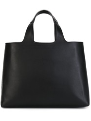 Robert Clergerie Classic Shopper Tote Black