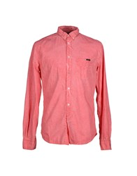 Rare Ra Re Shirts Shirts Men Coral