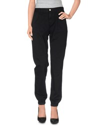 Textile Elizabeth And James Trousers Casual Trousers Women Black