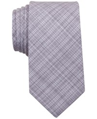 Bar Iii Men's Pittston Chambray Skinny Tie Only At Macy's