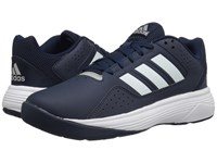 Adidas Cloudfoam Ilation Collegiate Navy White Clear Onix Men's Basketball Shoes