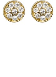 Jennifer Meyer Women's Circular Studs No Color