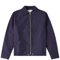 Oliver Spencer Dover Jacket Blue