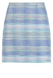 New Look Mini Skirt Blue