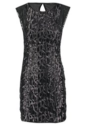 Tfnc See Cocktail Dress Party Dress Black
