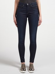 Calvin Klein High Rise Sculpted Skinny Jeans Saturated Blue