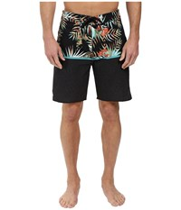 Rip Curl Mirage Split Boardshorts Black Men's Swimwear