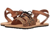 Volcom Lacey Cheetah Women's Sandals Animal Print