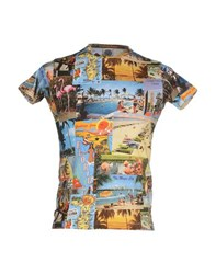 Franklin And Marshall Topwear T Shirts Men