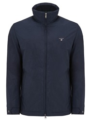 Gant Mid Length Jacket Navy