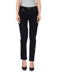 Neuw Denim Denim Trousers Women Black
