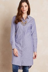 2Nd Day Astra Shirtdress Blue