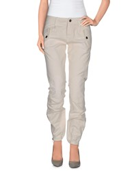 Mason's Trousers Casual Trousers Women Ivory