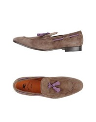 Etro Moccasins Light Brown