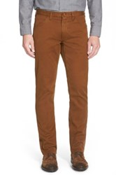 Bonobos 'Bedford' Slim Fit Straight Leg Corduroy Pants Beige