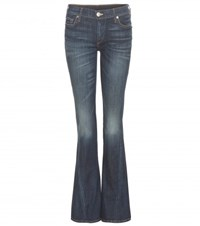 True Religion Becca Flared Jeans Blue